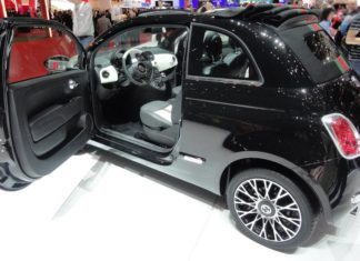 Fiat 500 by Gucci, Genève 2012