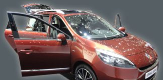 Renault Grand Scenic III 2012 Bose
