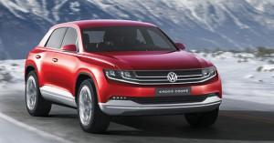 photo Volkswagen Cross Coupé TDI Hybrid