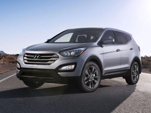 Hyundai Santa Fe, ix45, ix55