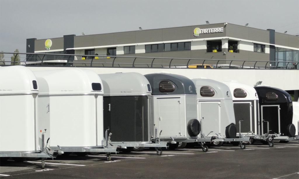 camions vans et remorques chevaux actu starterre. Black Bedroom Furniture Sets. Home Design Ideas