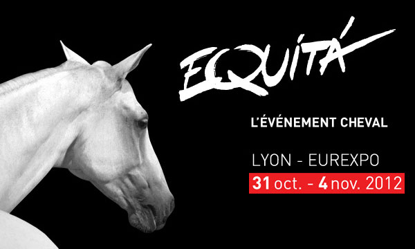 Merci tous nos visiteurs du salon equita 2012 actu - Salon du cheval de lyon ...