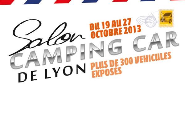 Le salon du camping car de lyon actu starterre for Salon du chat lyon