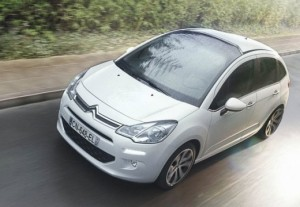 Citroën C3 - Top ventes 2013