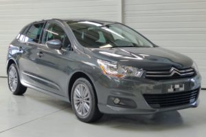 Citroën C4 - Top ventes 2013