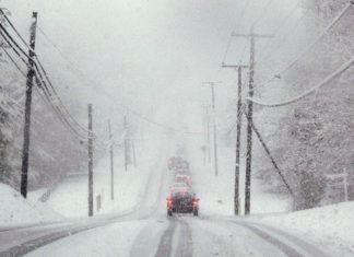 Conduite en hiver