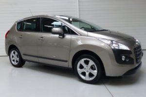 Peugeot 3008 - Top ventes 2013