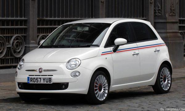 Une fiat 500 5 portes prochainement commercialis e actu auto - Fiat punto 5 portes occasion ...