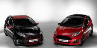 Ford Fiesta Red Edition 2014