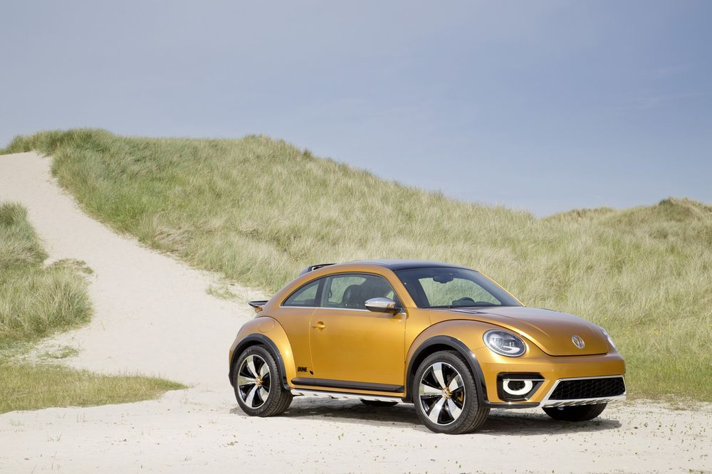 volkswagen coccinelle dune concept bient t une version. Black Bedroom Furniture Sets. Home Design Ideas