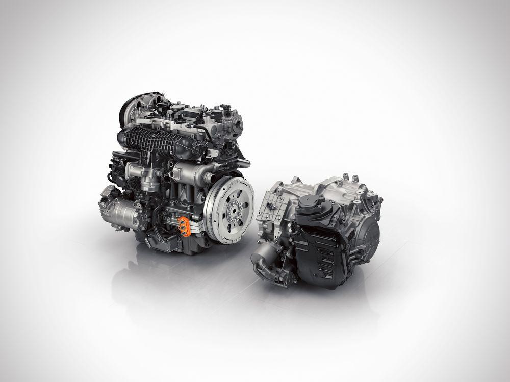 Motorisations XC90 2014