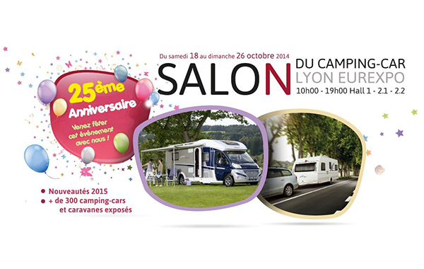 Salon Lyon Camping-Car VDL