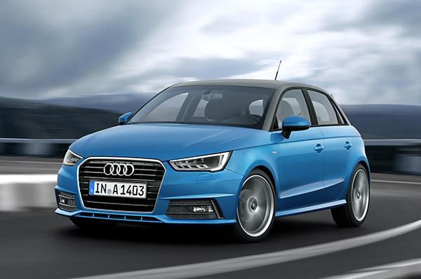 Audi A1 restylée