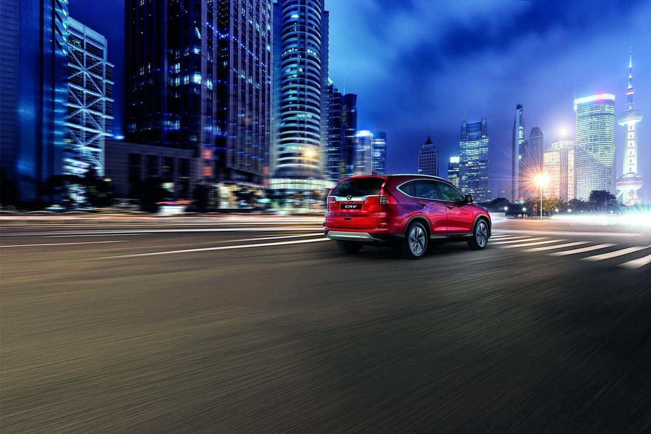 Honda CRV restylé