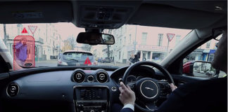 pare-brise virtuel 360 Urban Virtual Windscreen