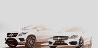 Mercedes GLE Coupé AMG Sport