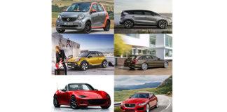 Plus belle voiture de l'année 2015