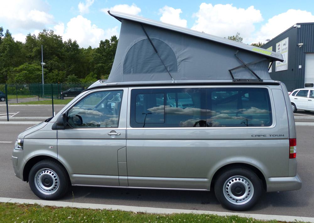 Volkswagen T5 aménagé