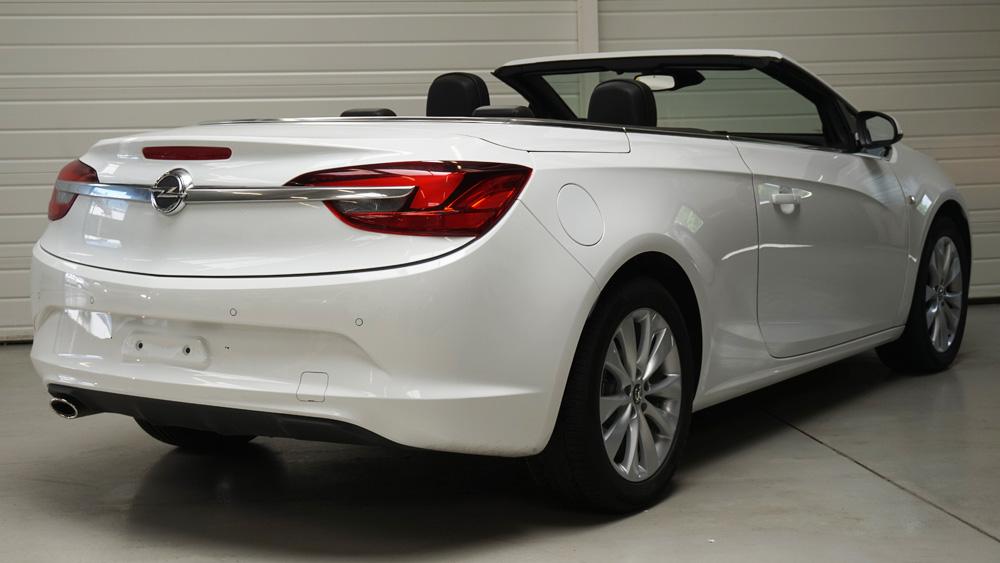 prix Opel Cascada