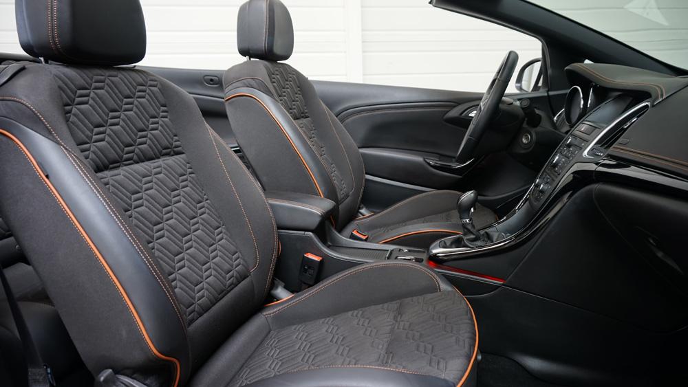intérieur Opel Cascada