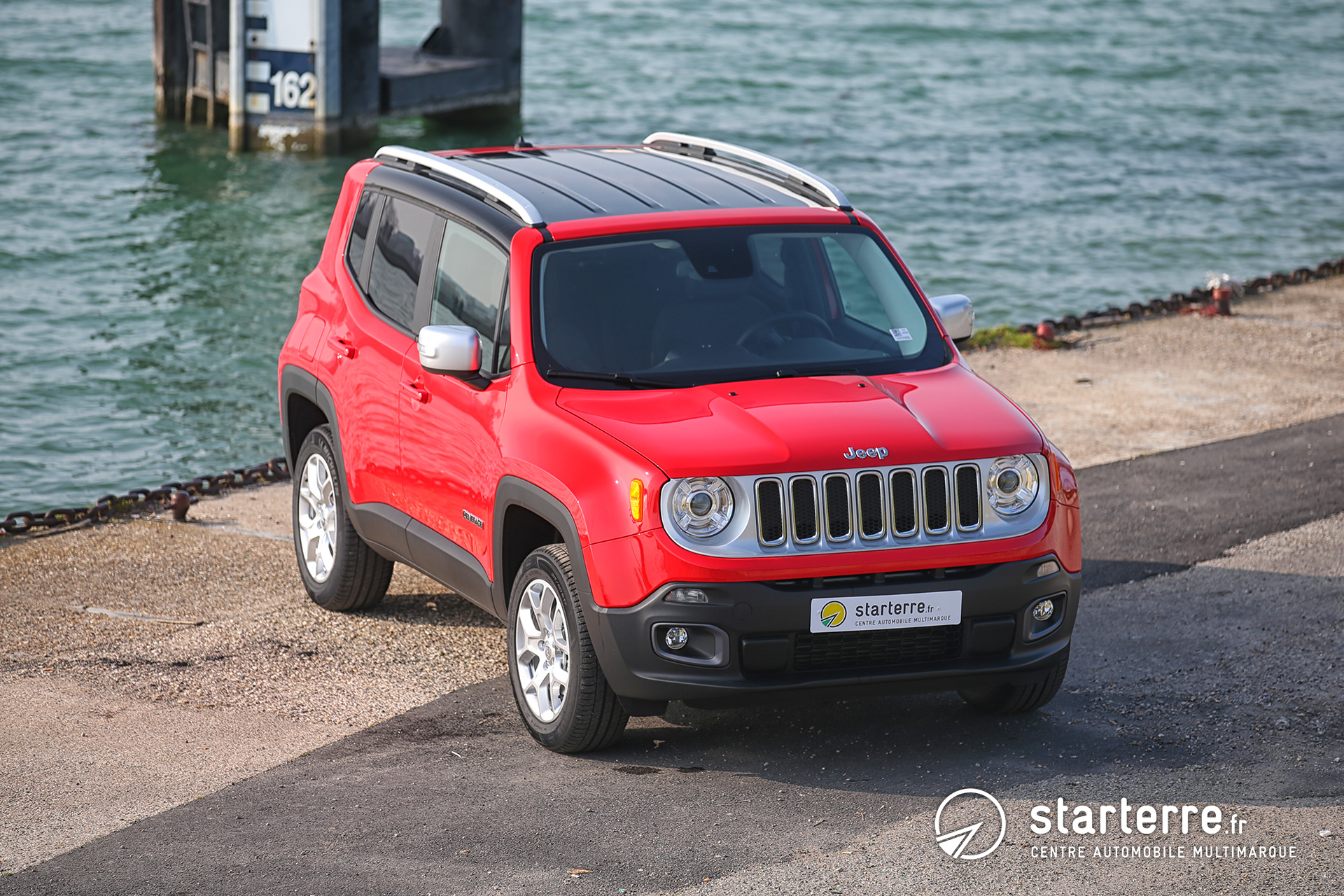 jeep renegade 4x4 limited pr sentation v hicule. Black Bedroom Furniture Sets. Home Design Ideas