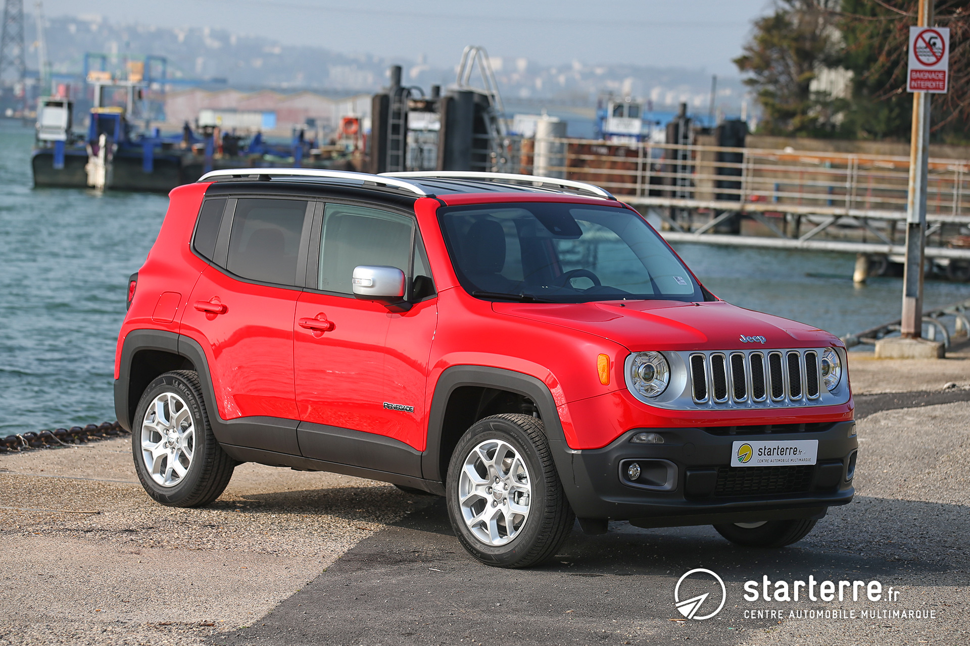 jeep renegade 4x4 limited la galerie de photos. Black Bedroom Furniture Sets. Home Design Ideas