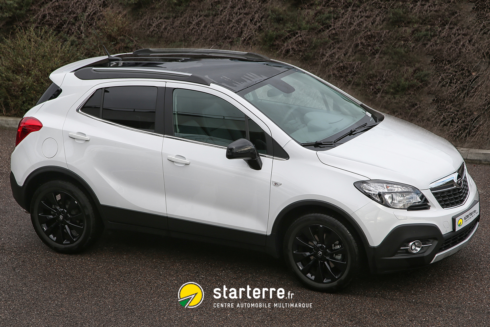 opel mokka d couvrir sur le parc pr sentation v hicule. Black Bedroom Furniture Sets. Home Design Ideas