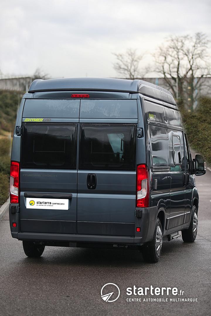 fourgon am nag hymercar ayers rock camping car. Black Bedroom Furniture Sets. Home Design Ideas