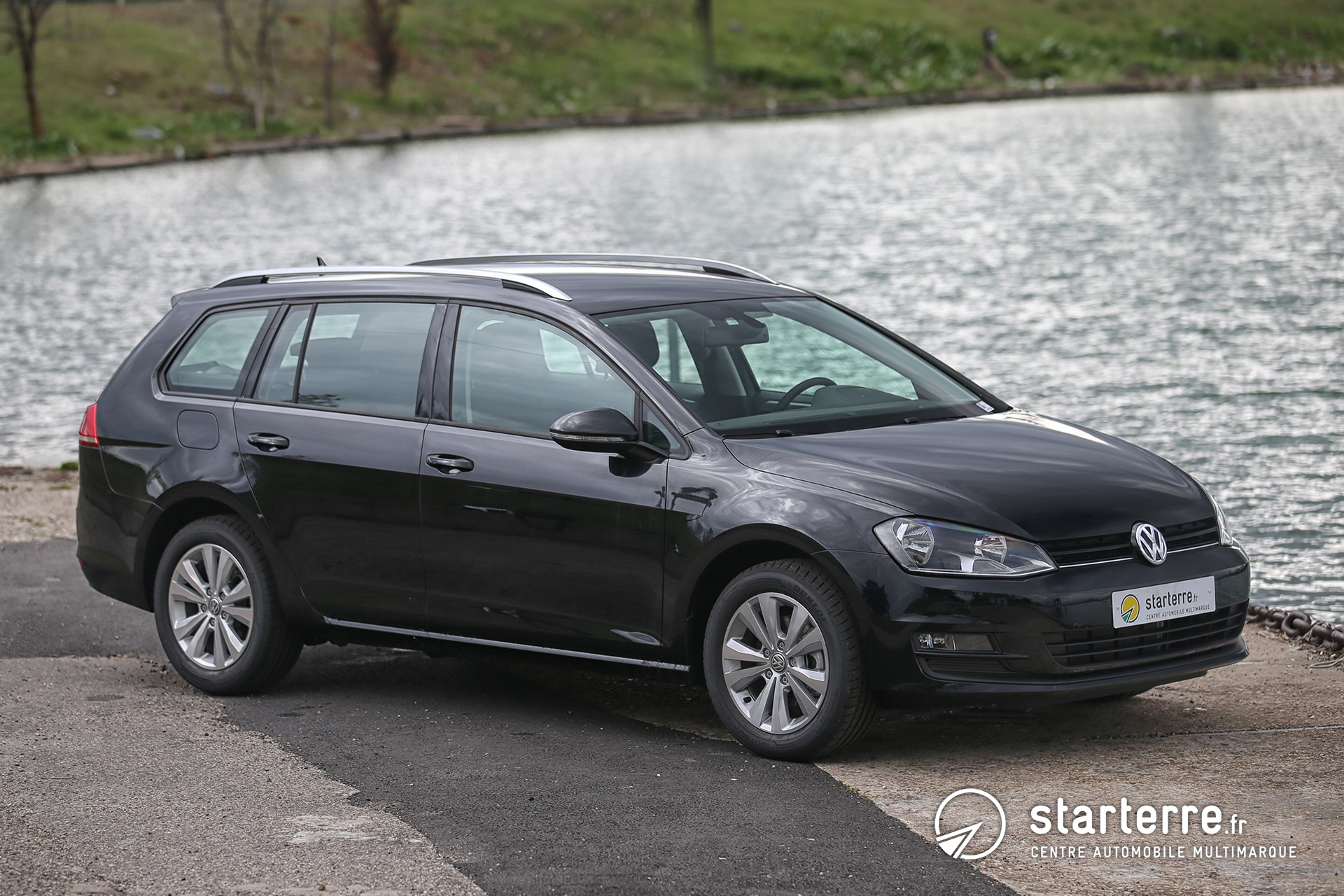 volkswagen golf sw tdi 110 confortline pr sentation v hicule. Black Bedroom Furniture Sets. Home Design Ideas