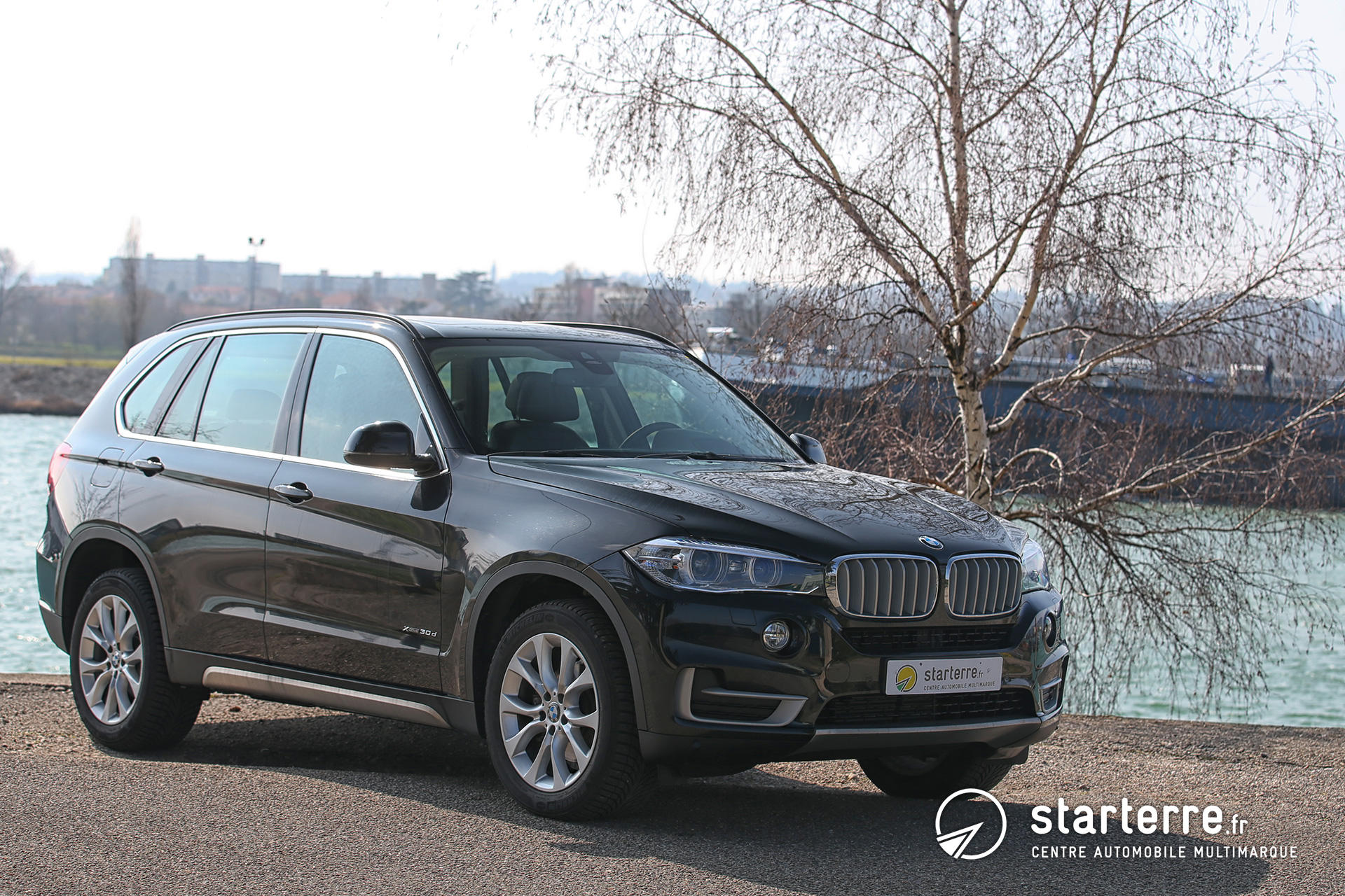 bmw x5 xdrive30d lounge plus ba 7 places starterre. Black Bedroom Furniture Sets. Home Design Ideas