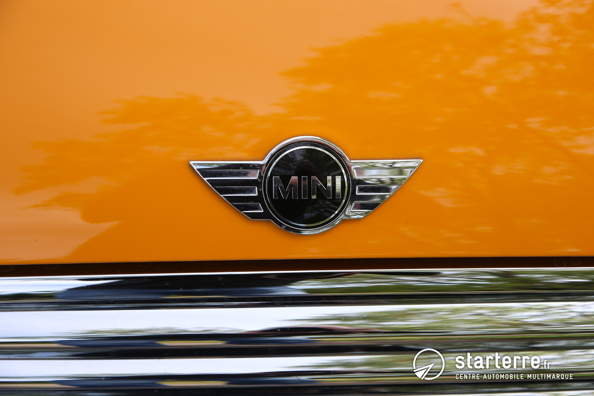 Mini F55 Cooper D - Volcanic Orange