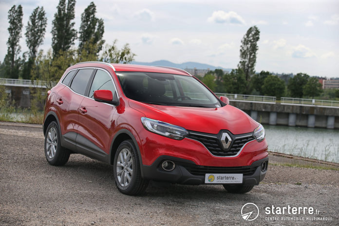 Renault Kadjar, un SUV aguicheur