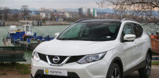 Nissan Qashqai All Mode