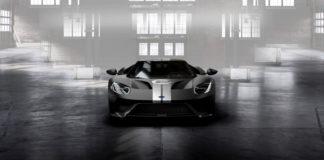 Ford GT héritage
