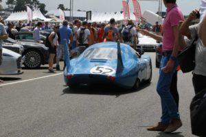 Le Mans Classic | Peugeot CD
