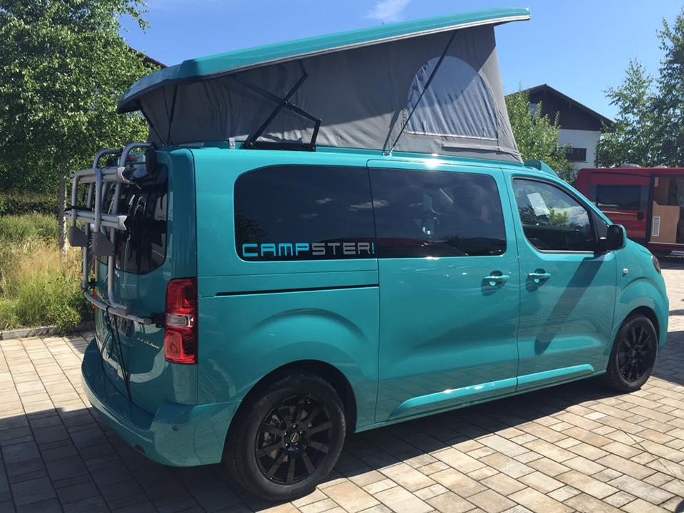 camping car van. Black Bedroom Furniture Sets. Home Design Ideas