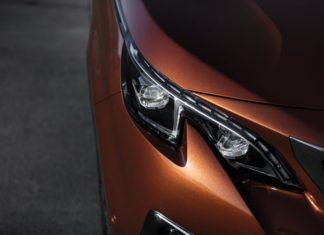 signature lumineuse - Peugeot 3008
