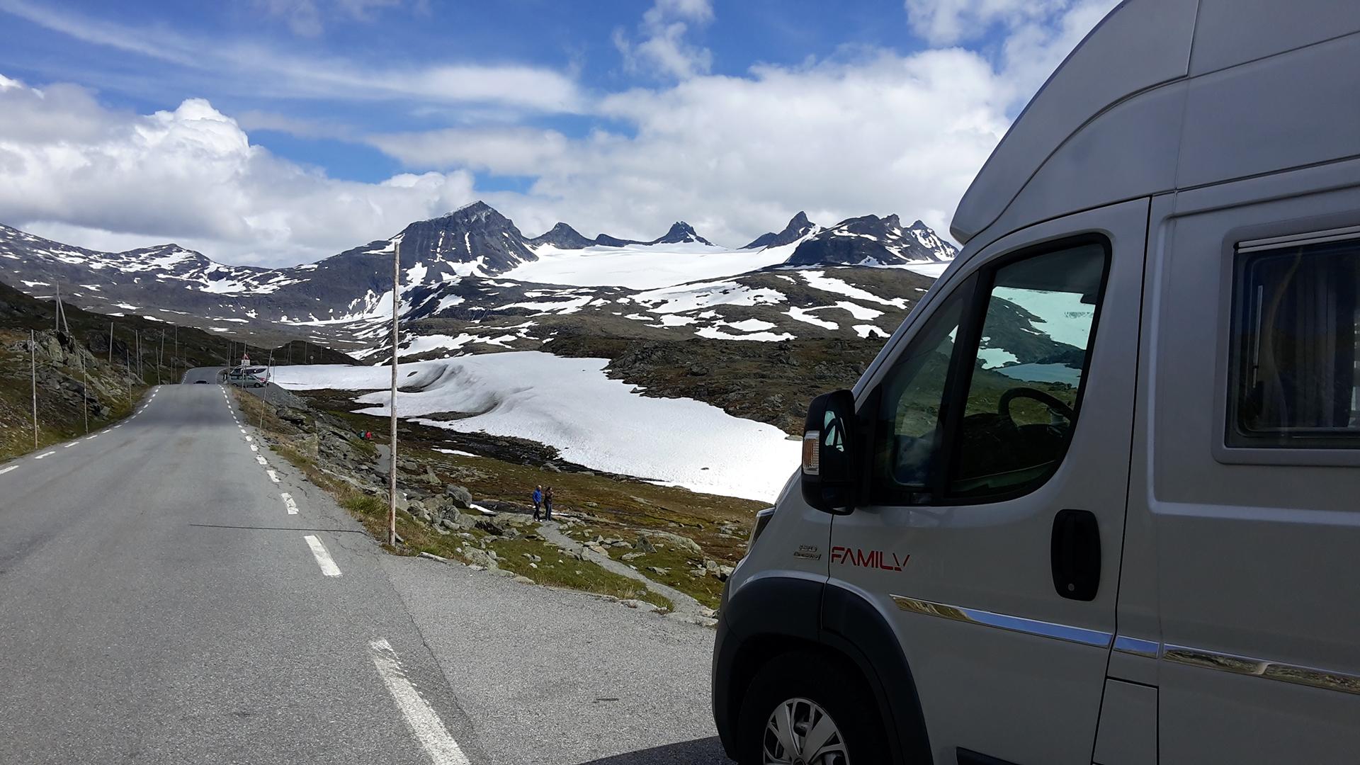 route 55 norvège