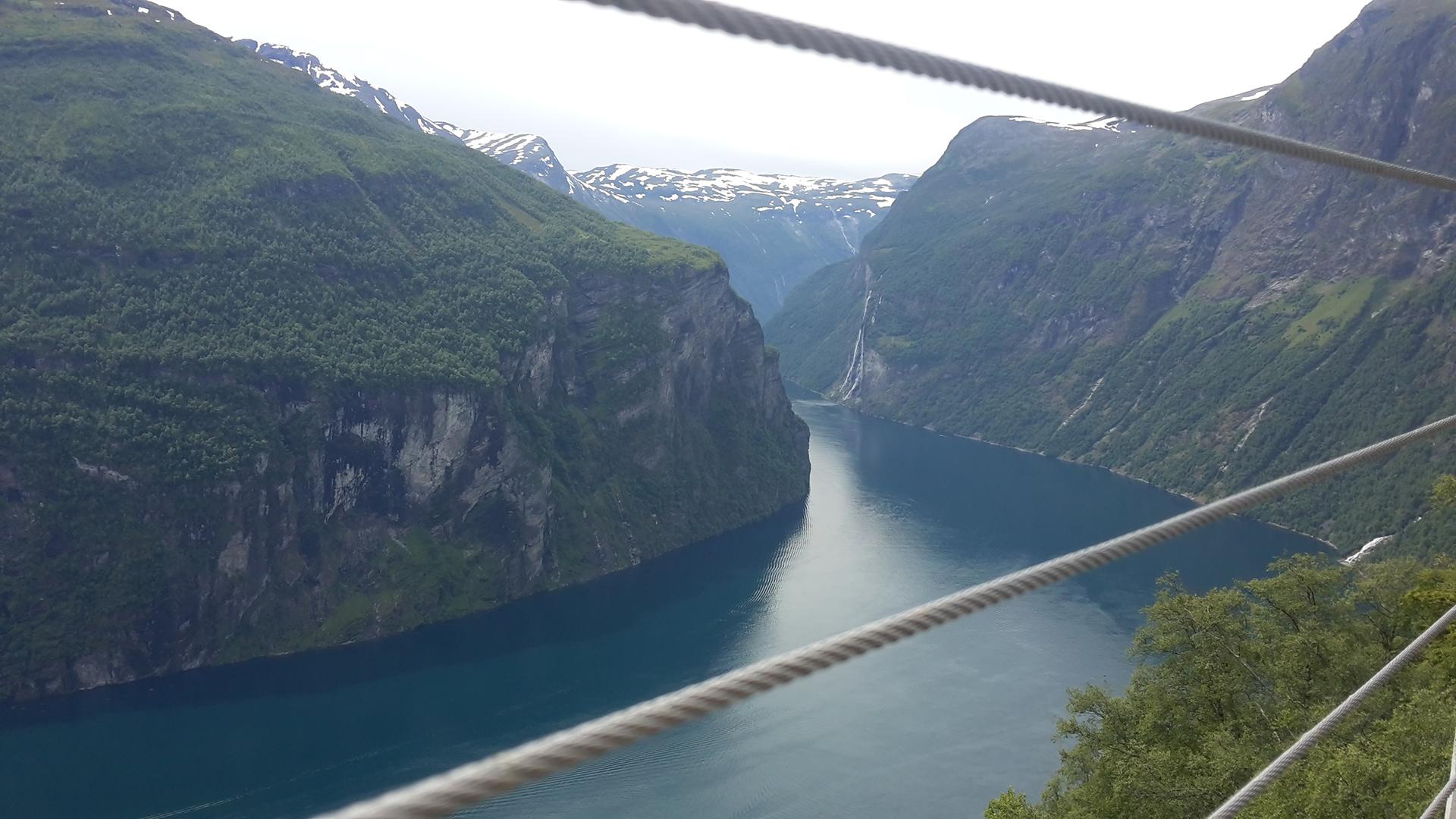 Geirangerfjord Norvège