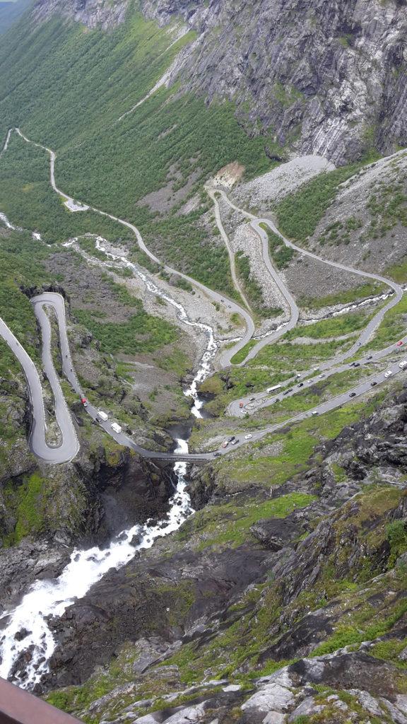 route Trollstigen