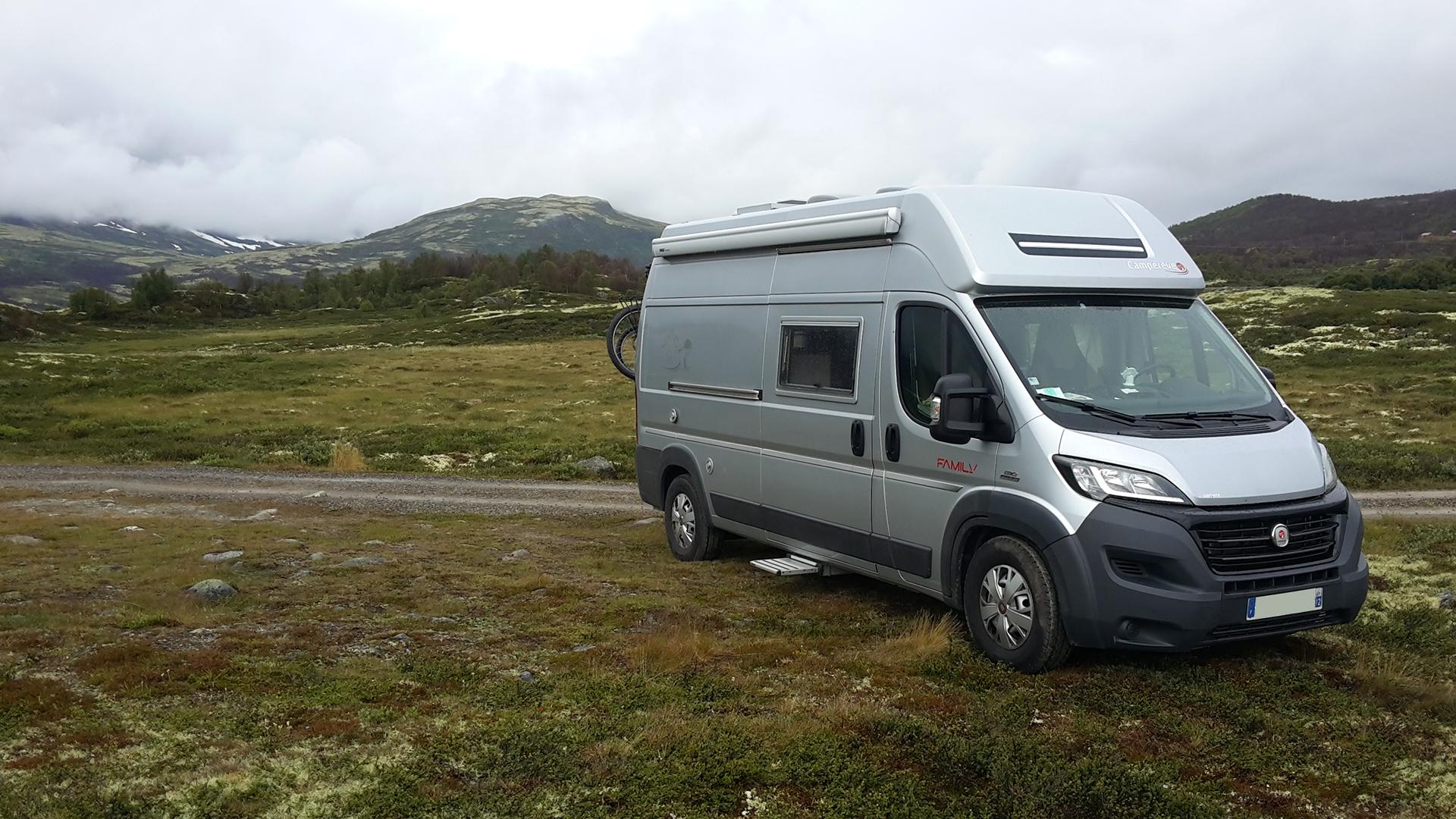 route Grand Nord Norvège