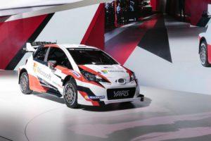 Toyoya Yaris - WRC 2017