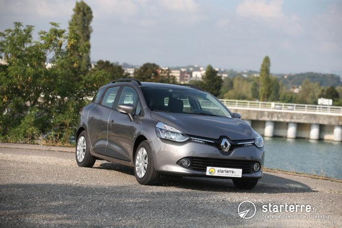 La Renault Clio IV Estate : un brin sexy et bien pratique