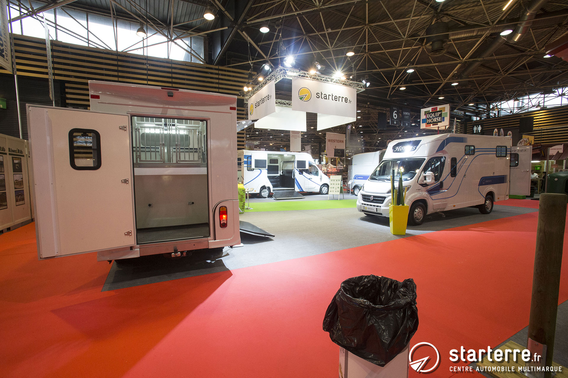 Revivez le salon du cheval equita lyon 2016 actu starterre for Salon lyon 2016