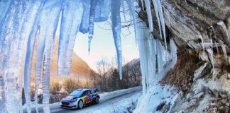 Sébastien Ogier - Rallye Monte-Carlo 2017
