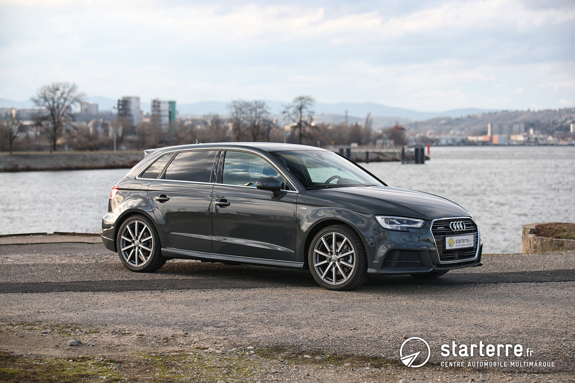 audi a3 sportback 2 0 tdi 150 quattro s line pr sentation v hicule. Black Bedroom Furniture Sets. Home Design Ideas