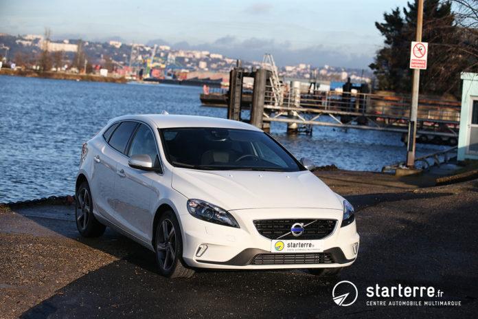 Volvo V40: le charme à la suédoise !