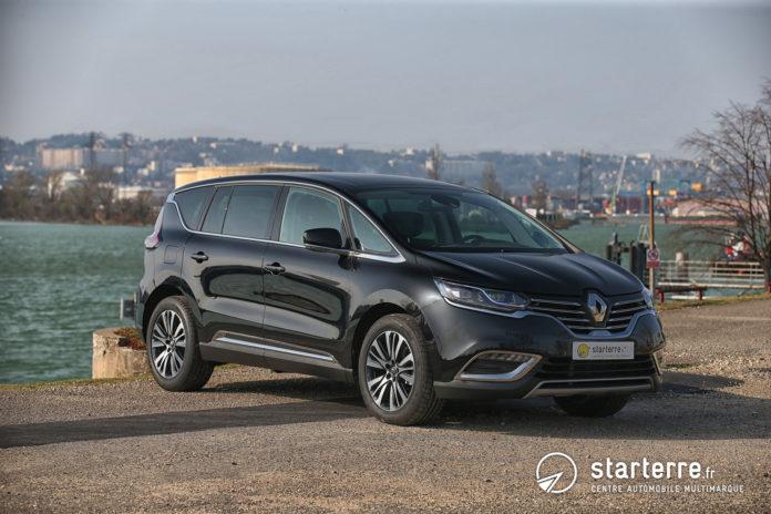 Renault Espace 5 Initiale Paris: Et si vous changiez de planète ?