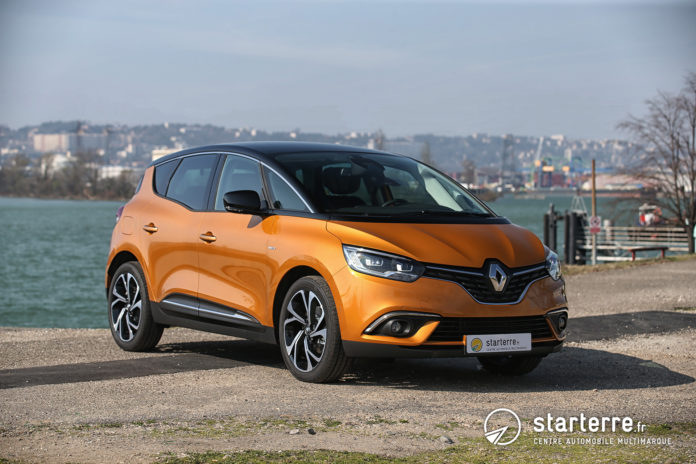 Renault Scénic IV: le renouveau