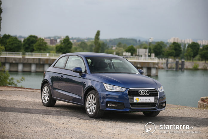 Audi A1: une compacte vive et sûre